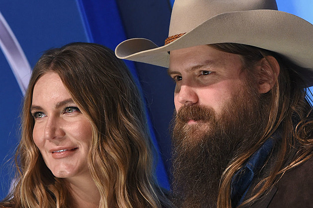Chris Stapleton Male Vocalist of the Year