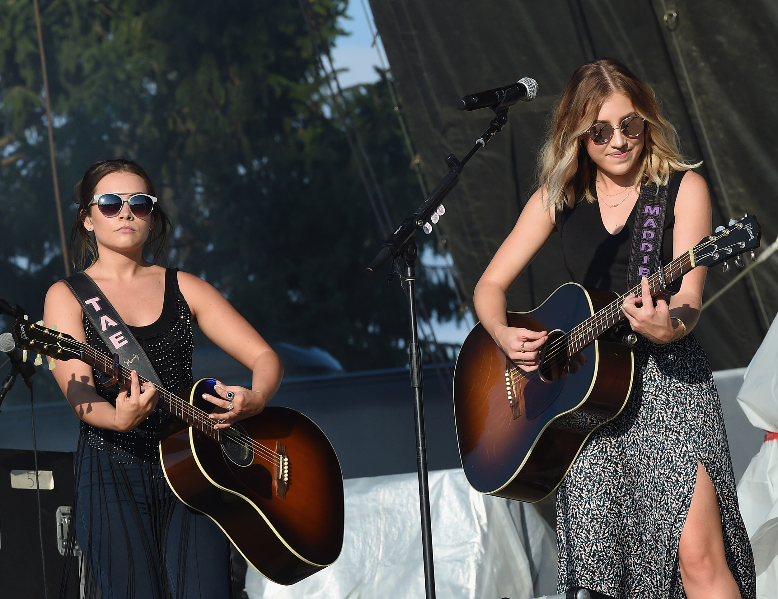 Maddie & Tae's Tae Dye Says Co-Writing With Fiance Josh Kerr 'Just Feels Natural'