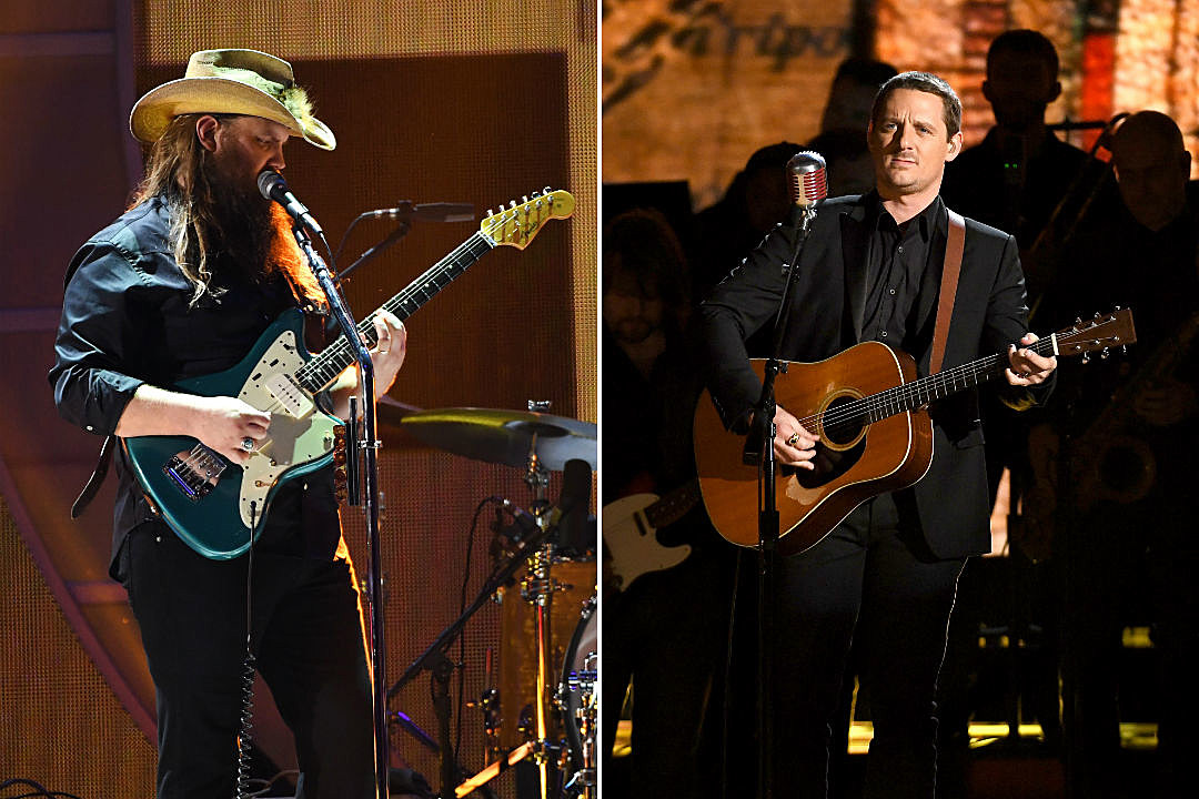 Sturgill Simpson Pretty Much Hates the Music Industry, But He Loves Chris Stapleton and Frank Ocean