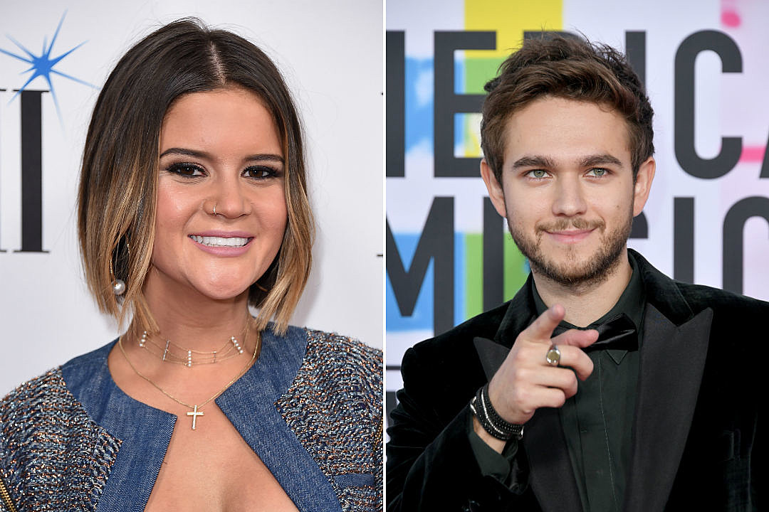 Hear maren morris zedd and greys new collab the middle m4hsunfo