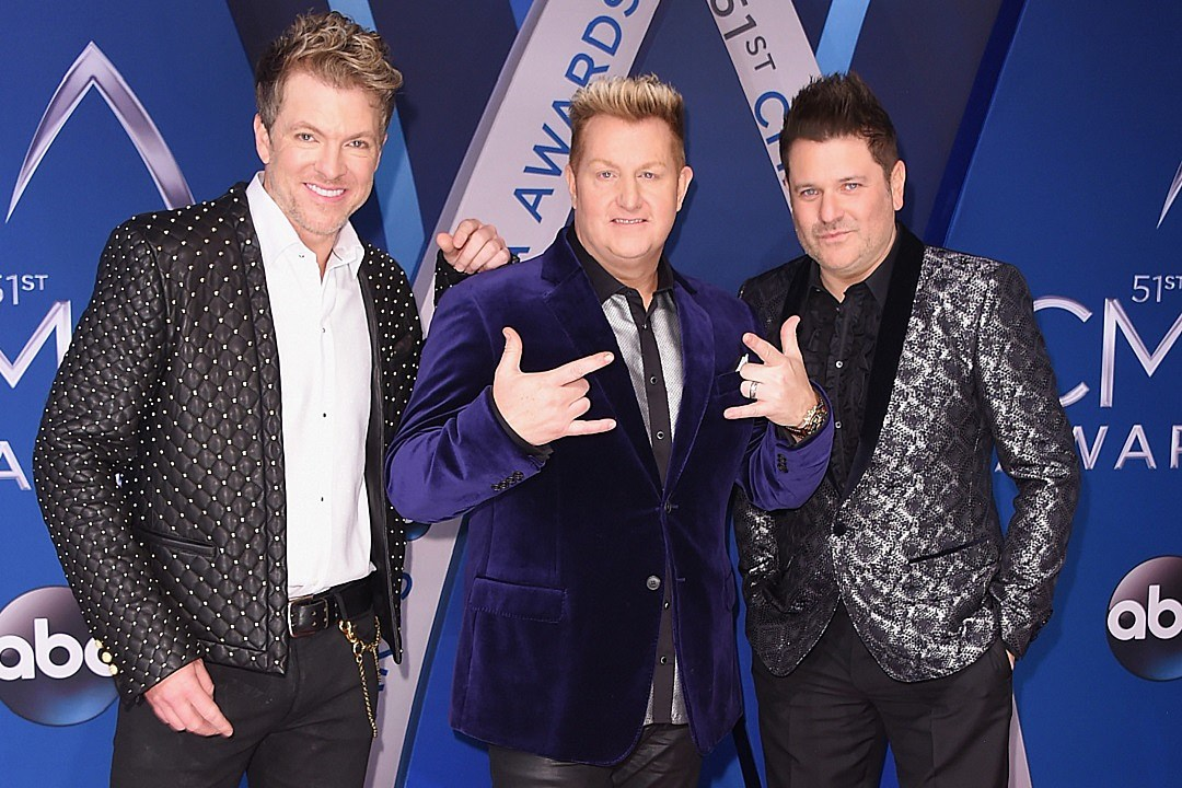 Rascal Flatts 2018 Back to Us Tour