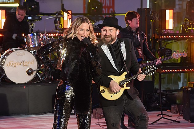 Sugarland 2018 Still the Same Tour