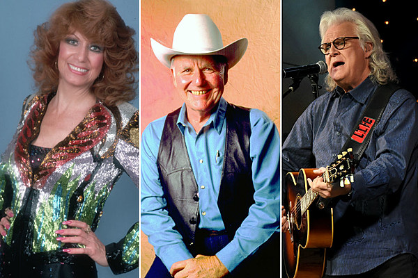 Country Music Hall Of Fame Reveals Its Class Of 2018