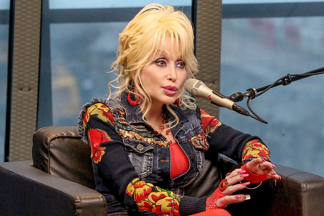 Dolly Parton On Dreams And Her New Project Dumplin