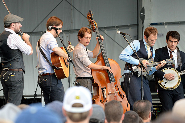 Punch Brothers Cover The Cars