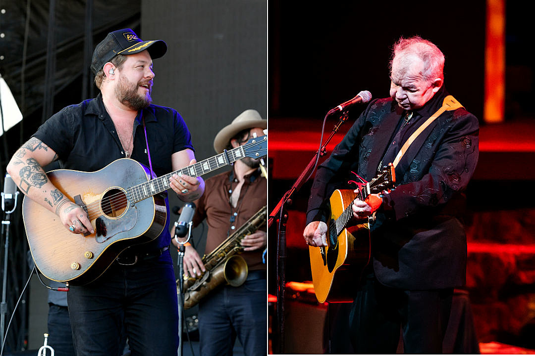Nathaniel Rateliff Duets With John Prine on 'Sam Stone' to Benefit the Marigold Project [LISTEN]