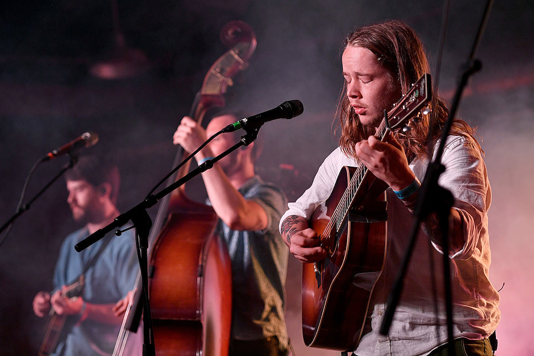Billy Strings: 'My Whole Foundation Is Music'