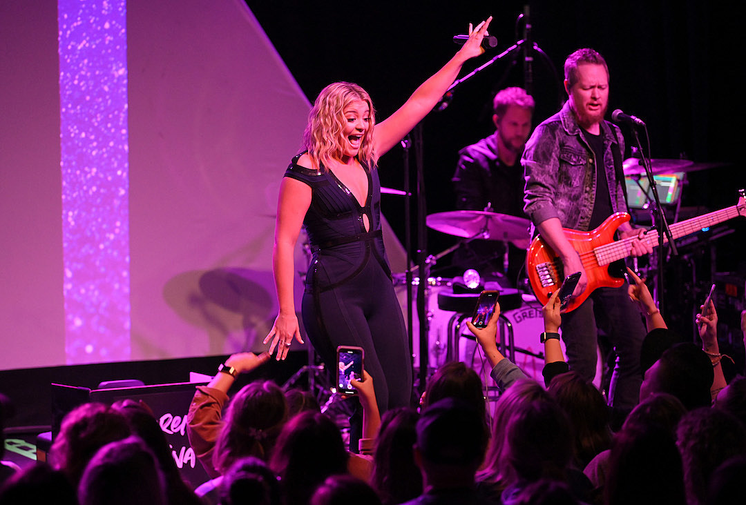 Lauren Alaina's Playlist Channels Friends, Mentors and Former Tour Bosses [LISTEN]