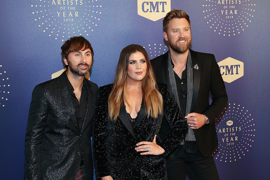 Story Behind the Song: Lady Antebellum, 'What If I Never Get Over You'